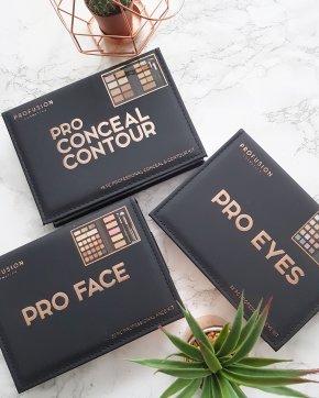 Profusion Cosmetics Pro Makeup Palettes*